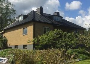 Takrenovering i Enskede Stockholm
